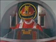 Changeman Red Cockpit