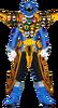 Gokai-bluegold