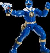 Legacy Blue Dino Ranger