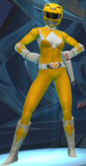 Legacy Wars Mighty Morphin Yellow Ranger