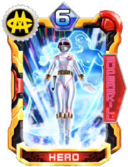 ChangeMermaid Card in Super Sentai Legend Wars