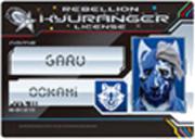 Garu Card