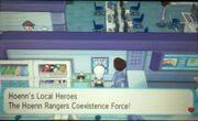 Hoenn Rangers Toys