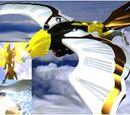 Yellow Eagle Wildzord