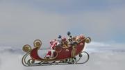 Rangers and Santa