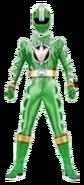 Green Dino Thunder Ranger