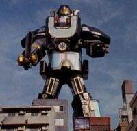 LR Lifeforce Megazord