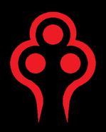 Manpuku Aburame's Logo