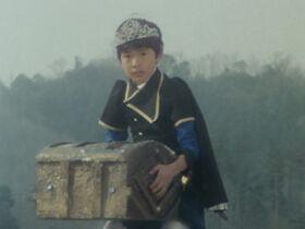 Zyuranger episode 11 (Prince)