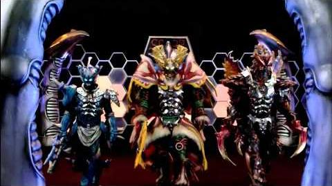 Power Rangers Megaforce - Official Opening Theme 1 (1080p HD)