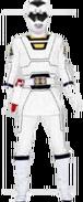 White Turbo Ranger