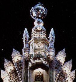 MMPR Moon Palace