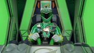 RPM Green Cockpit
