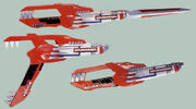 Ranger Stick Gun Sword