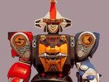Ninja Megazord/toys
