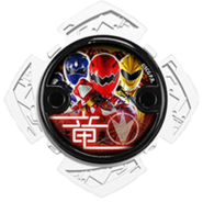 Dino Thunder Ninja Power Star