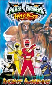 Power Rangers Wild Force- Ancient Awakening