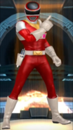 Legacy Wars Red Space Ranger