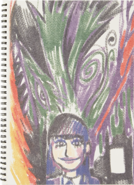MSK-Mizuki Kakihara Sketch