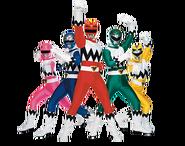 Power Rangers Lost Galaxy (Team)