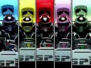 A-Squad Rangers Cockpit