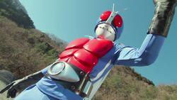 Ao-Rider Yakumo