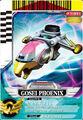 Gosei Phoenix card