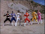 IS - Astro Rangers