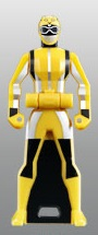 Yellow Rabbit Ranger Key
