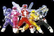 Mighty Morphin Power Rangers (Team)