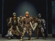 Phantom Beast Generals