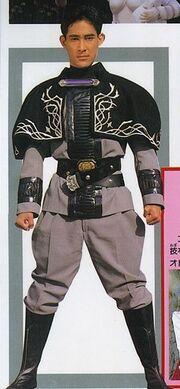 Zordon's Soldier