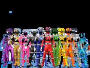 Power Rangers Star Force (Team)