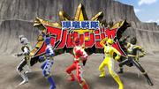 Bakuryuu Sentai Abaranger in Super Sentai Legacy Wars