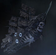 KSG ghostshipunderside