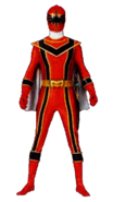 Red Mystic Force Ranger