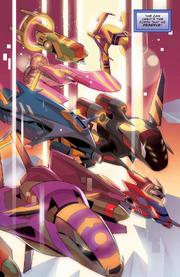 Solar Ranger Zords