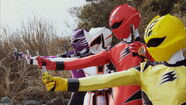 Episode 04 - Gekiranger Change