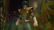 Super Power Beat Down Green Ranger