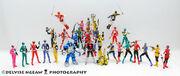 Super Sentai & Power Rangers SH Figuarts