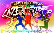 KungFuRainbowLazerforce-GTAV