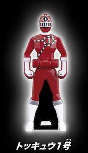 ToQ 1 Ranger Key