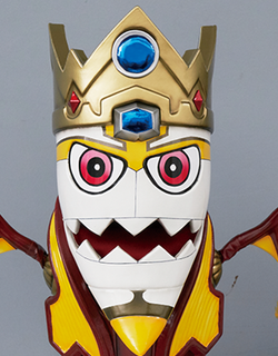 Jackpot Striker puppet form