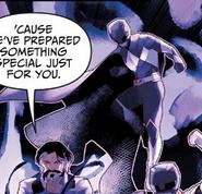 Superhero Black Ranger