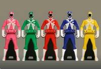 GoGo-V Ranger Keys