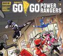 Go Go Power Rangers Issue 3
