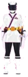 White Samurai Ranger