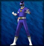 Blue Racer (Dice-O)