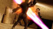Master Black Kill Saden in Flashback