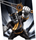 Wild-force-black-ranger